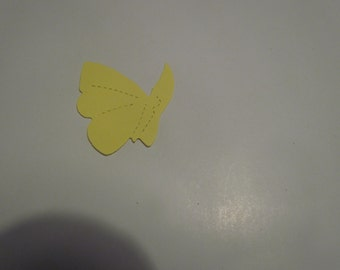 flying butterfly die cuts
