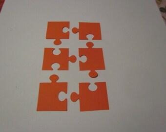 puzzle die cuts
