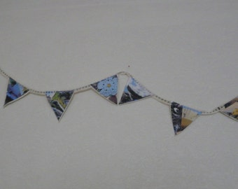 Yorkshire bunting titled 'Ee baa bunting,Yorkshire  simply the best'