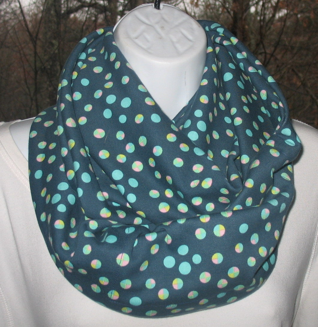 Infinity pocket scarf travel scarf zipper scarf money for Travel scarf