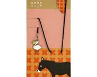 Midori Donkey Book Clip