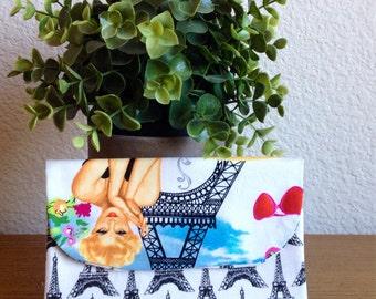 Springtime in Paris Wallet