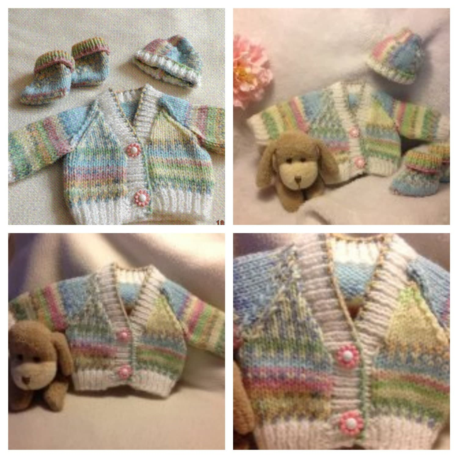 Premature Baby Gifts Ireland : Baby gift knitting pattern knit for premature shower