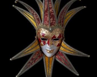 Venetian Mask   Jolly 13 Points