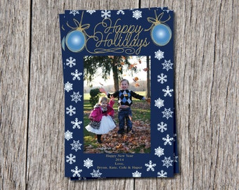 Holiday Card/Hanukkah