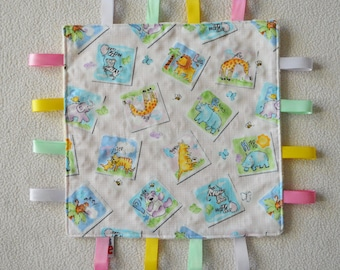 SALE!! Animal Alphabets Comforter with Tags