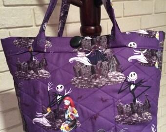 Nightmare Before Christmas purse