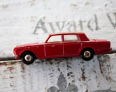 I took a walk Rolls Royce Silver Shadow 1960 Matchbox 24