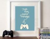 Übersetzung, Zitat print, Zitat Plakat, typografische Spiele, Gaming-Typografie, Gaming-Poster, Drucke und Poster, game-Controller, Kunst