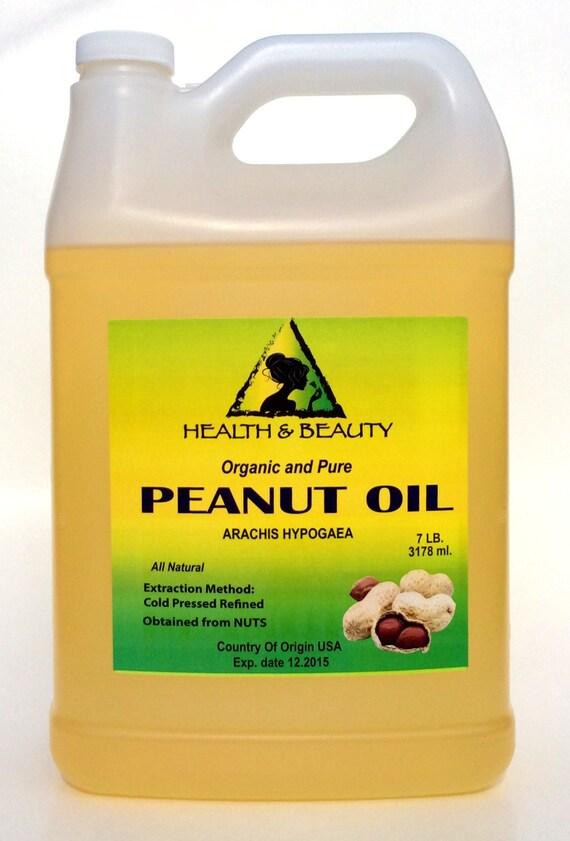 Peanut oil organic