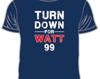 "Turn down for ""Watt""  T-shirt"