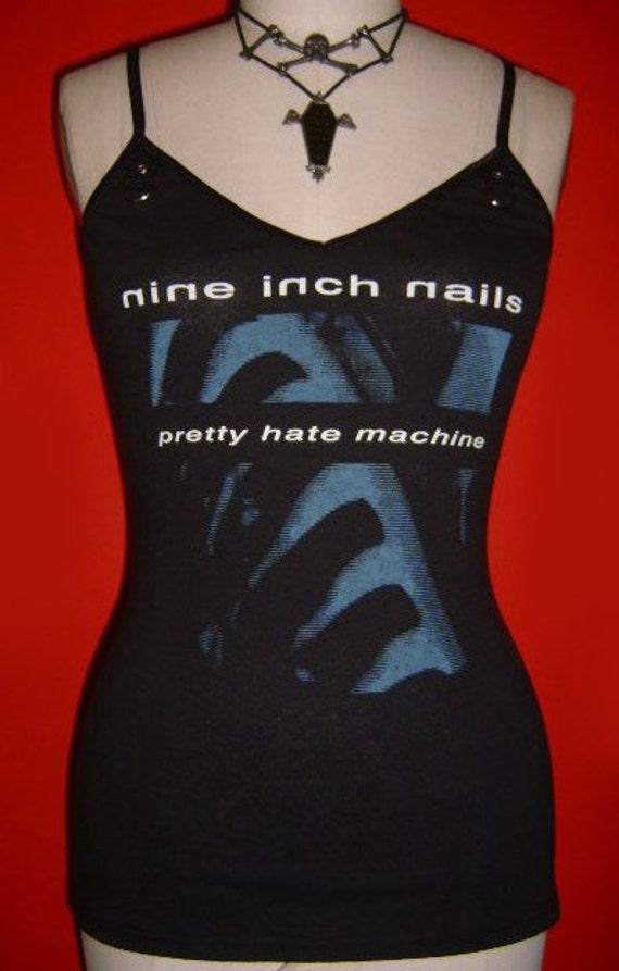 nine inch nails pretty machine shirt