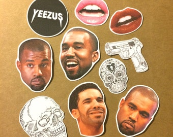 Kanye Stickers