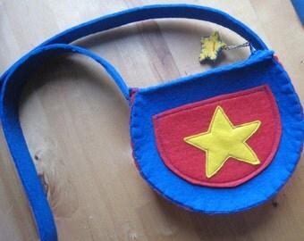 BIMBO-felt BAG-handmade