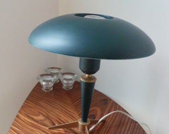 Vintage Philips tripod table lamp by Louis Kalff, 1950's