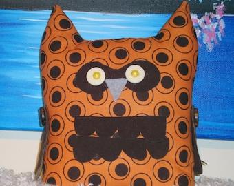 Oswald The Owl Plushie