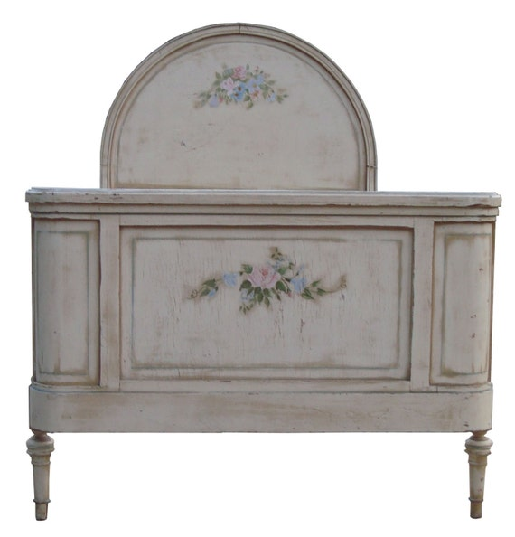 Items similar to sold twin country french beds on etsy for French country style beds