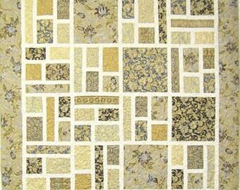 Pattern - City Blocks Quilt Pattern - Mountainpeek Creations (#275)