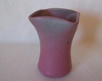Vintage Niloak Vase Ozark Dawn      S635