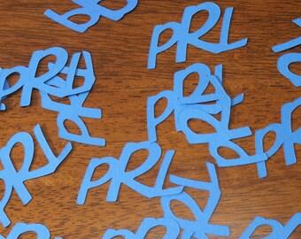 Monogram Confett Modern Font- Set of 50