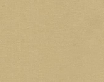 Kona Cotton in Scone - Robert Kaufman (K001-499)