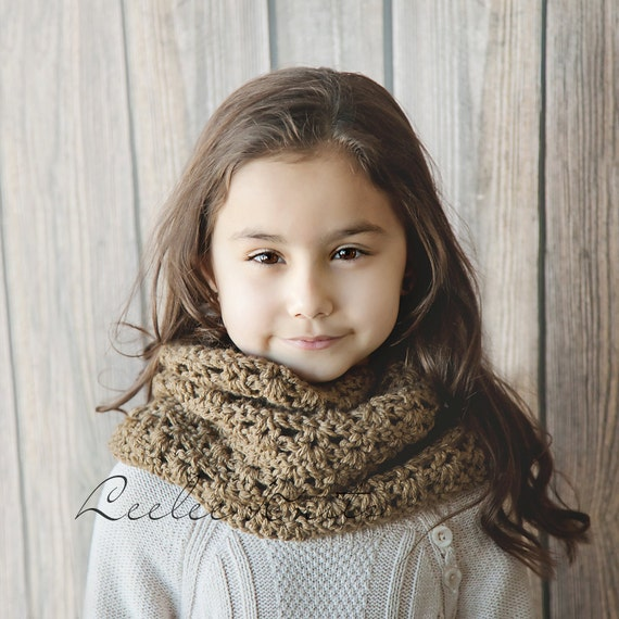 Pattern - Perfect Crochet Winter Scarf  Pattern