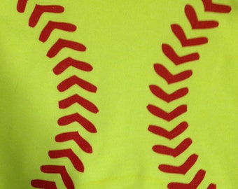 Softball Stitches T-shirt