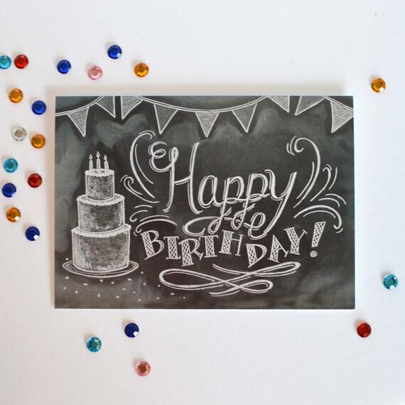 Birthday Card Unique Birthday Card Happy Birthday To You