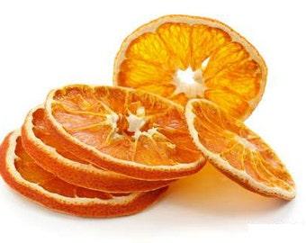 24 Dried Tangerine Slices