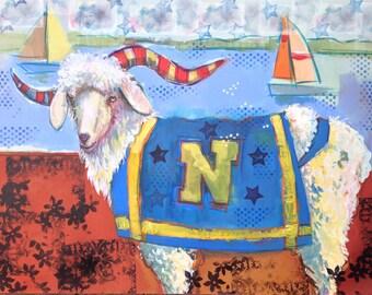Bill the Goat
