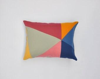 ON SALE!! DIZZY, tender little cushion, organic cotton