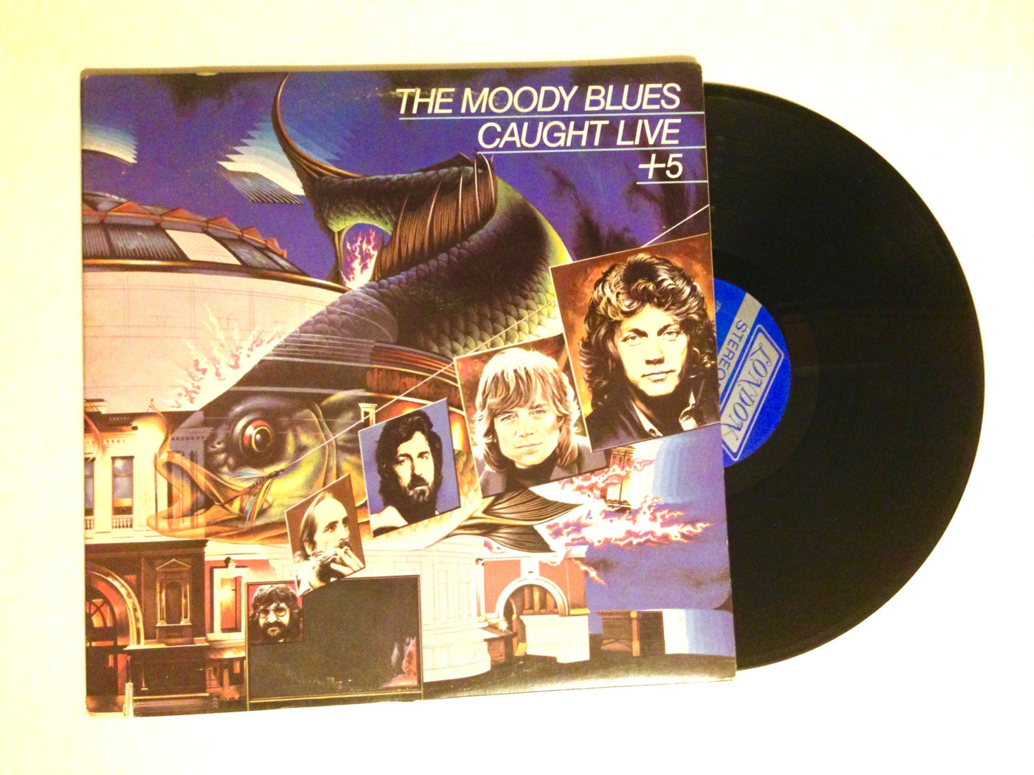 The Moody Blues Caught Live 5