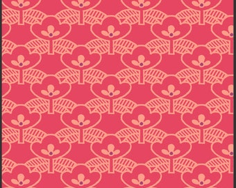 Rhapsodia Collection Frida's Dream in Red by Pat Bravo for Art Gallery Fabrics
