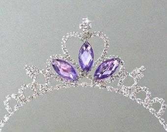 PRINCESS SOFIA HEADBAND, princess sofia crown ,princess tiara, princess Sofia rhinestone tiara,princess Sofia halloween costume