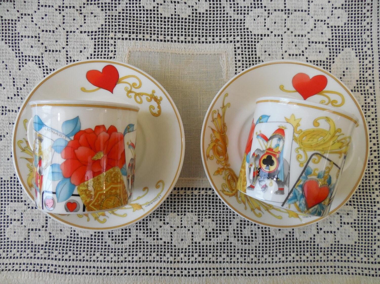 vintage hutschenreuther bone china demitasse cup and. Black Bedroom Furniture Sets. Home Design Ideas