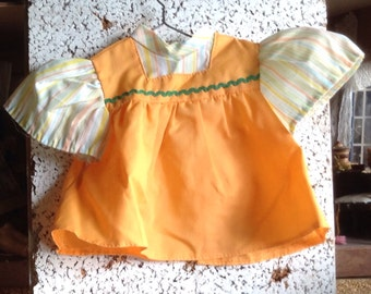 60's Doll Dress for Baby Doll SALE