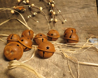 Cute Rustic Bells 1.5 inch Perfect for Crafts, Decoration, or Just the Tinkle of sound