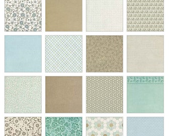 DCWV Linen Closet 12x12 Cardstock 48 sheets     (50% off, was 19.99)