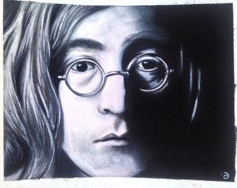 John Lennon - Print