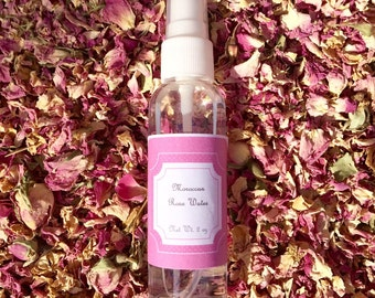 Rose Water, Toner, Moisturizer, Cleanser, Gift, Mist, Mother's Day