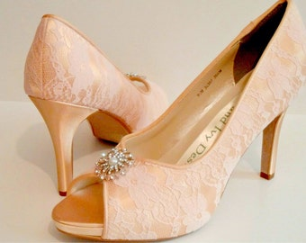 peach wedding shoes popular items for gatsby shoes on etsy 6411