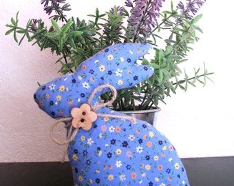 Rabbit / Bunny fabric