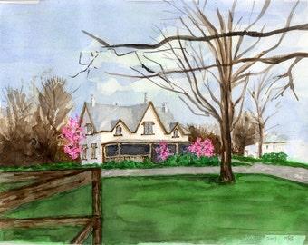 Farmhouse, Fairmount Park, Philadelphia, PA, 2007