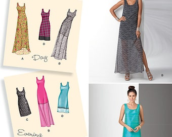 OUT of PRINT Simplicity Pattern 1611 Misses and Petite Dress