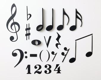 Montessori Music Notes