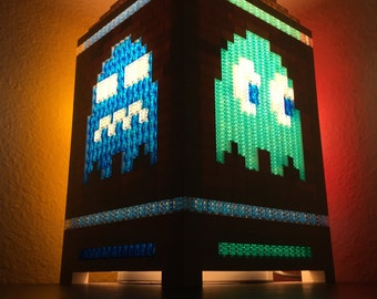 Lego Pacman light