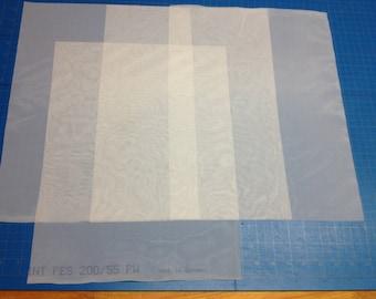 Screen Printing Mesh 200 12x16 Inches