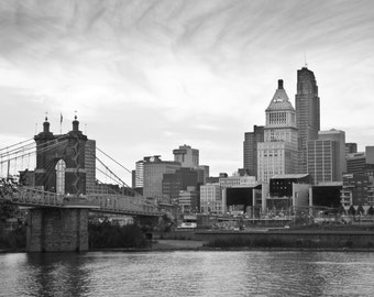 View of Downtown Cincinnati, Ohio