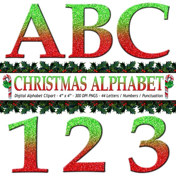 christmas letter clipart free - photo #44