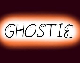 GHOSTIE - Font